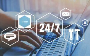 Online 24/7 Fast Technical Support